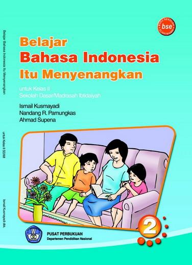 buku bahasa indonesia kelas 1 sd ktsp