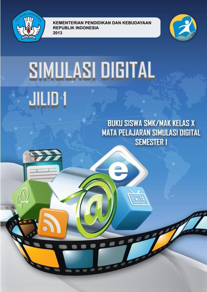 Buku Simulasi Digital Kelas 10 SMK - Buku Sekolah Elektronik