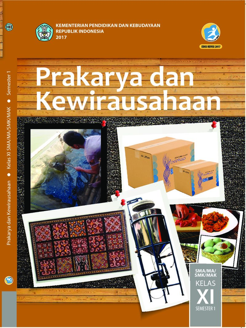 Buku Prakarya Kelas 10 Semester 1 Kurikulum 2013 Pdf Guru Ilmu Sosial