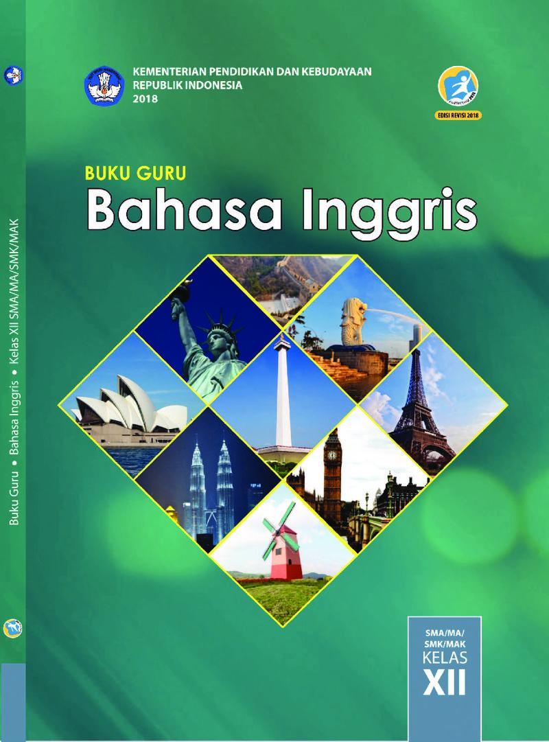 Buku Guru - Bahasa Inggris Kelas 12 - Buku Sekolah Elektronik