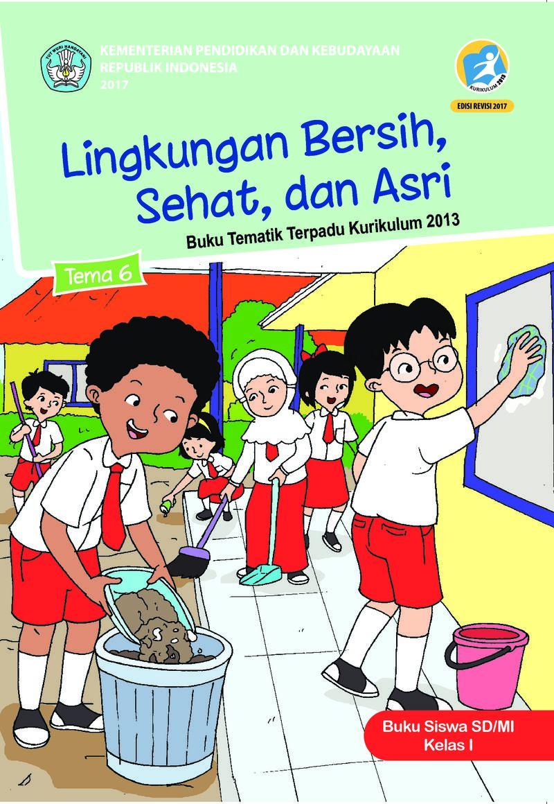 Buku Siswa Lingkungan Bersih Sehat Dan Asri Kelas 1 Sd Buku Sekolah Elektronik