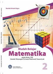Buku Mudah Belajar Matematika kelas VIII