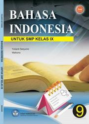 Buku Bahasa Indonesia 9
