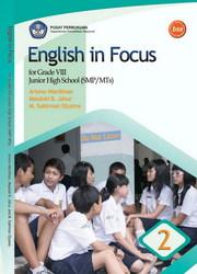Buku English in Focus