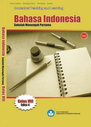 Buku Bahasa Indonesia Indonesia Kelas VIII