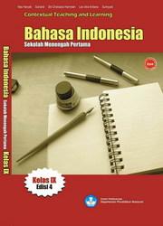 Buku Bahasa Indonesia Indonesia Kelas IX