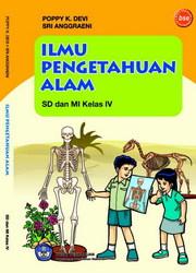 Buku Ilmu Pengetahuan Alam SD dan MI Kelas 4