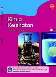 Buku Kimia Kesehatan Jilid 3