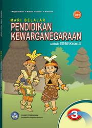 Buku Mari Belajar Pendidikan Kewarganegaraan 3