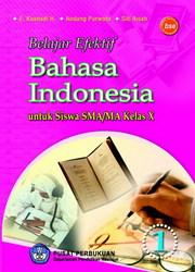 Buku Belajar Efektif Bahasa Indonesia