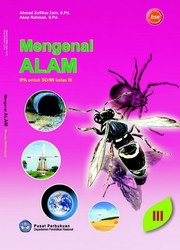 Buku Mengenal Alam