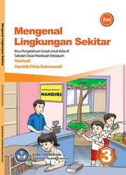 Buku Mengenal Lingkungan Sekitar 3