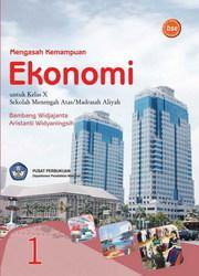 Buku Mengasah Kemampuan Ekonomi