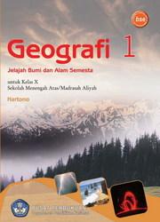 Buku Geografi Jelajah Bumi dan Alam Semesta