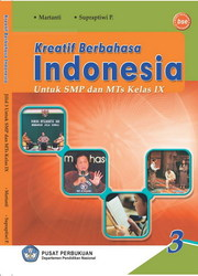 Buku Kreatif Berbahasa Indonesia 3