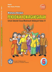 Buku Wahana Belajar Pendidikan Kewarganegaraan