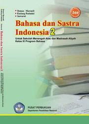 Buku Bahasa dan Sastra Indonesia 2 (Bahasa)