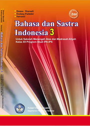 Buku Bahasa dan Sastra Indonesia 3 (IPA/IPS)