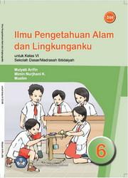 Buku Ilmu Pengetahuan Alam dan Lingkunganku