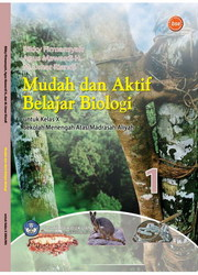 Buku Mudah dan Aktif Belajar Biologi 1