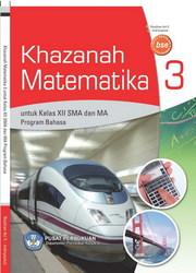 Buku Khazanah Matematika (Bahasa)