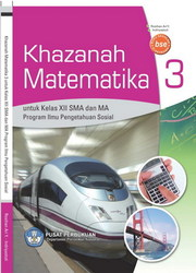 Buku Khazanah Matematika 3 (IPS)