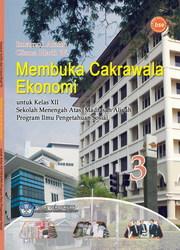 Buku Membuka Cakrawala Ekonomi (IPS)