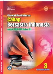 Buku Piawai Berbahasa Cakap Bersastra Indonesia 3 (IPA/IPS)