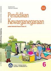Buku Pendidikan Kewarganegaraan Kelas 6 SD