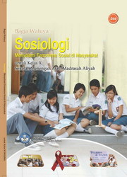 Buku Sosiologi 1 Menyelami Fenomena Sosial di Masyarakat