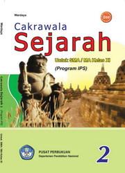 Buku Cakrawala Sejarah (IPS)
