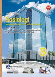 Buku Sosiologi 3 Menyelami Fenomena Sosial di Masyarakat