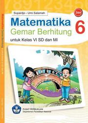 Buku Matematika Gemar Berhitung