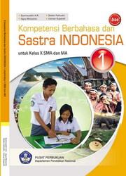 Buku Kompetensi Berbahasa dan Sastra Indonesia
