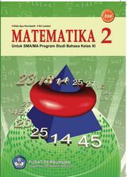 Buku Matematika 2 (Bahasa)