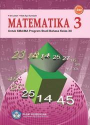 Buku Matematika 3 (Bahasa)
