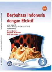 Buku Berbahasa Indonesia dengan Efektif