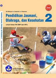 Buku Pendidikan Jasmani Olahraga dan Kesehatan 2