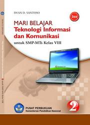 Buku Mari Belajar Teknologi Informasi Dan Komunikasi
