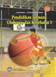 Buku Pendidikan Jasmani Olahraga dan Kesehatan 3