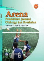 Buku Arena Pendidikan Jasmani Olahraga dan Kesehatan