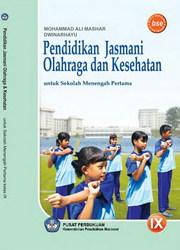 Buku Pendidikan Jasmani Olahraga dan Kesehatan