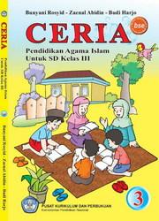 Buku Ceria Pendidikan Agama Islam Untuk SD Kelas III
