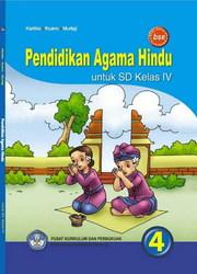 Buku Pendidikan Agama Hindu untuk SD Kelas IV