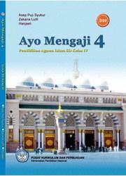 Buku Ayo Mengaji 4 Pendidikan Agama Islam