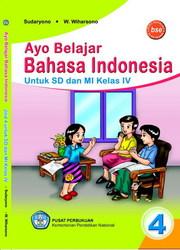 Buku Bahasa Indonesia IV