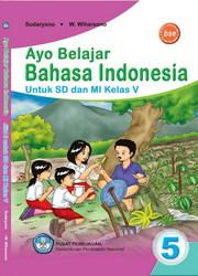 Buku Bahasa Indonesia V