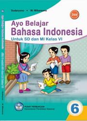 Buku Bahasa Indonesia VI