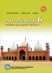 Buku Ayo Mengaji 6