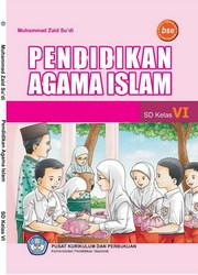 Buku Pendidikan Agama Islam Kelas 6 SD